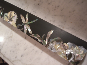 Inlay work in ROCKLITE® #01
